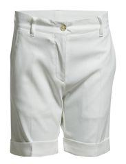 W Klara Micro Stretch Micro St - White
