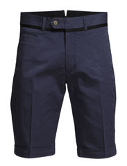 M Casio Slim Fine Twill St - Indigo Washed