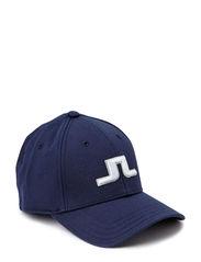 Banji Flexi Twill Cap - Navy/Purple