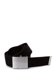 Plainer Logged Webbing - Black