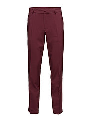 M Troon 2.0 Slim fit Micro Str - PLUM