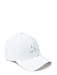 Banji Flexi Twill Cap Pre NEW - White