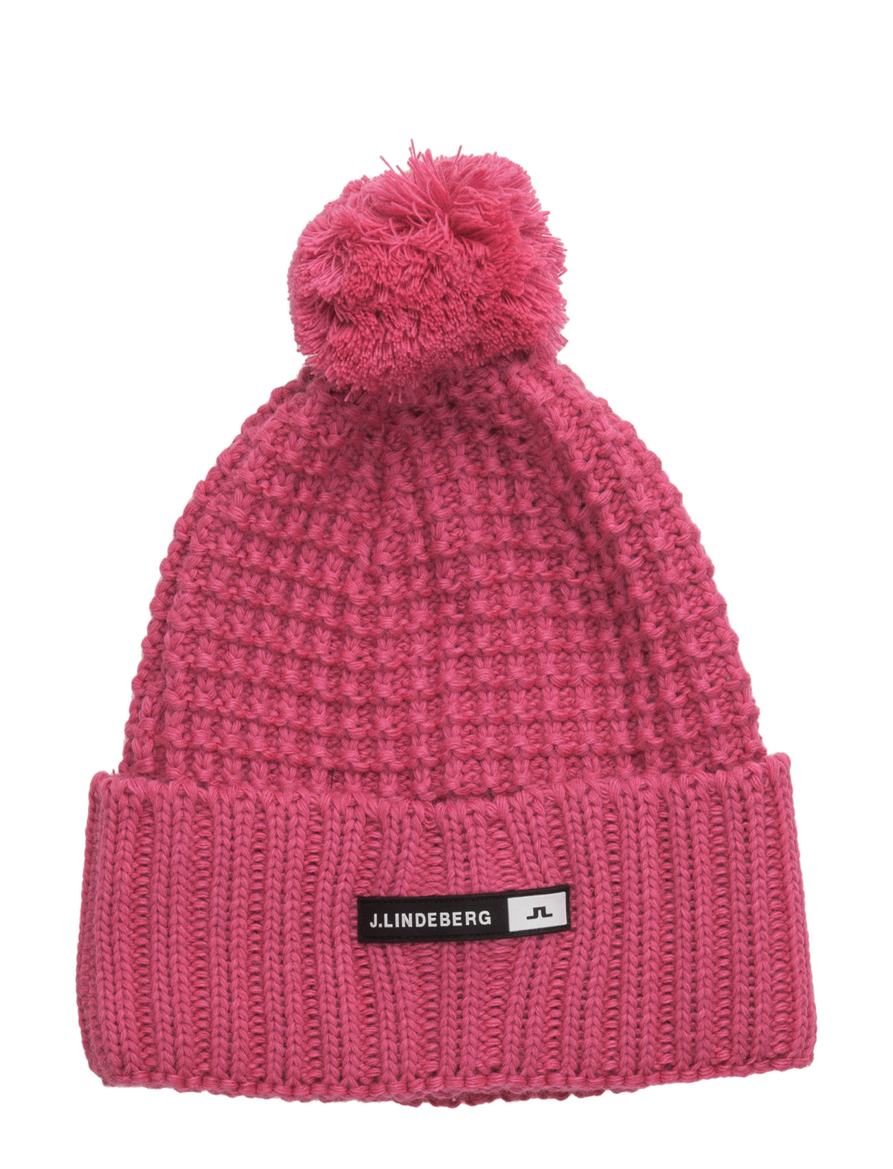 Ball Hat Wool Blend J. Lindeberg Ski Hatte & Caps til Herrer i Lyserød
