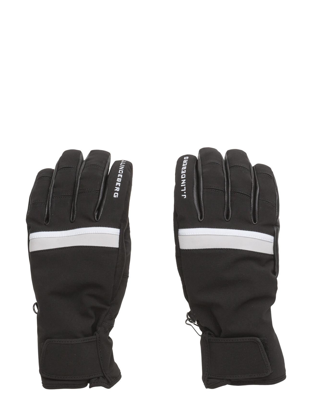 Truuli Glove Jl 2-Ply J. Lindeberg Ski Sports accessories til Herrer i Sort