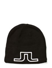 Logo Hat Wool Blend - Black