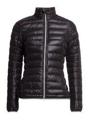 W Lightspeed Sweater Pertex Re - Black