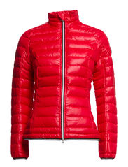 W Lightspeed Sweater Pertex Re - Red Intense