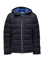 M Radiator Jacket Pertex - JL NAVY