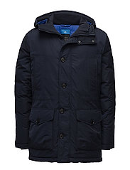 M Radiator Parka Dressed Poly - JL NAVY