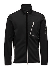 M Tanaga Jacket Tech Jersey - BLACK