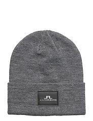 Stinny Hat Wool Blend - GREY MELANGE