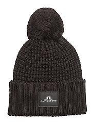 Ball Hat Wool Blend - BLACK
