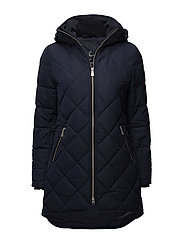 W Radiator Parka Dressed Poly - JL NAVY