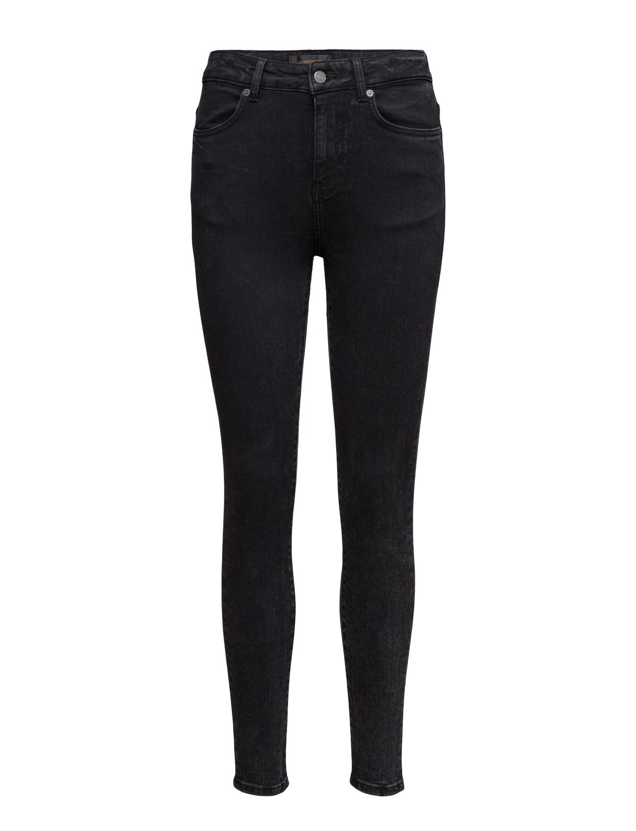 Grete High Grey Rush J. Lindeberg Jeans til Kvinder i