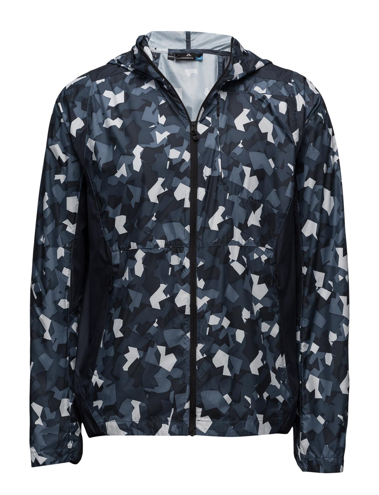 j. lindeberg – M hooded wind jacket fra boozt.com dk