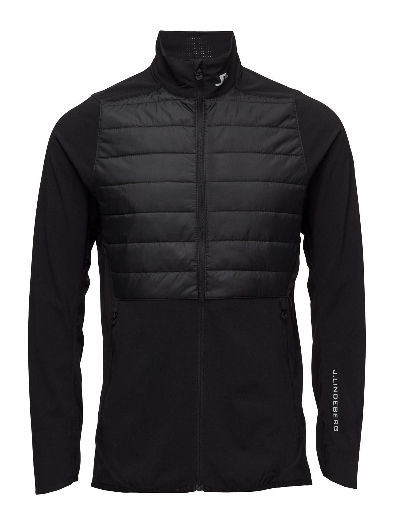 M Hybrid Jacket Mixed Poly J. Lindeberg Sportsjakker til Herrer i