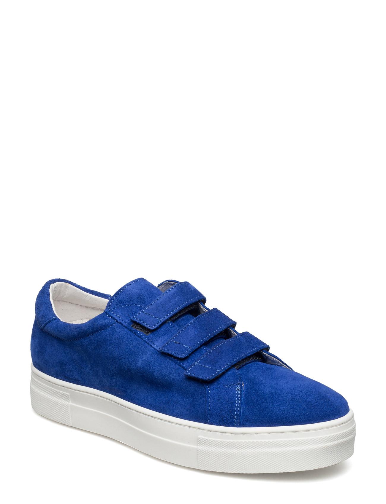 Megacoola Velcro Sneaker Italian Suede J. Lindeberg
