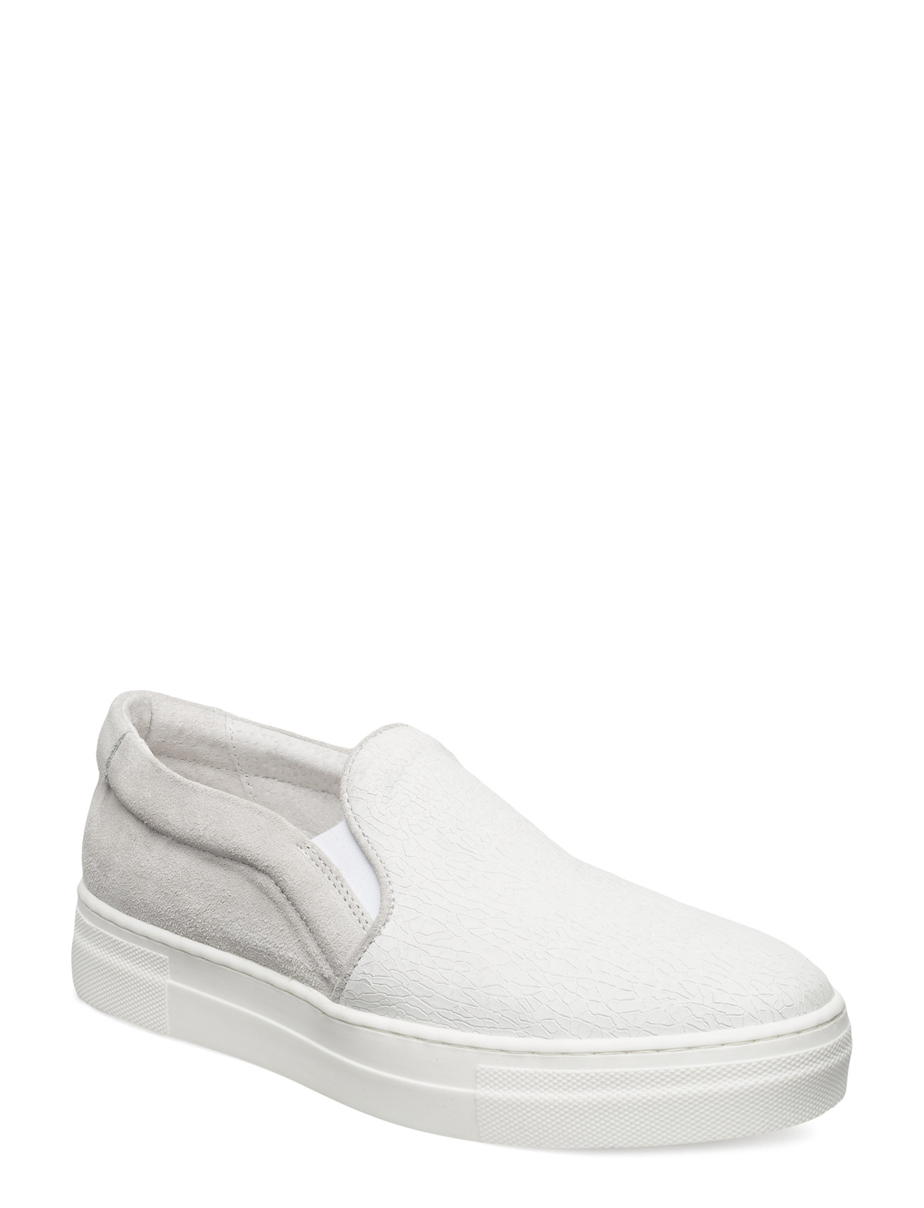 Pointy Slip-On Cracked Suede J. Lindeberg Sneakers til Damer i