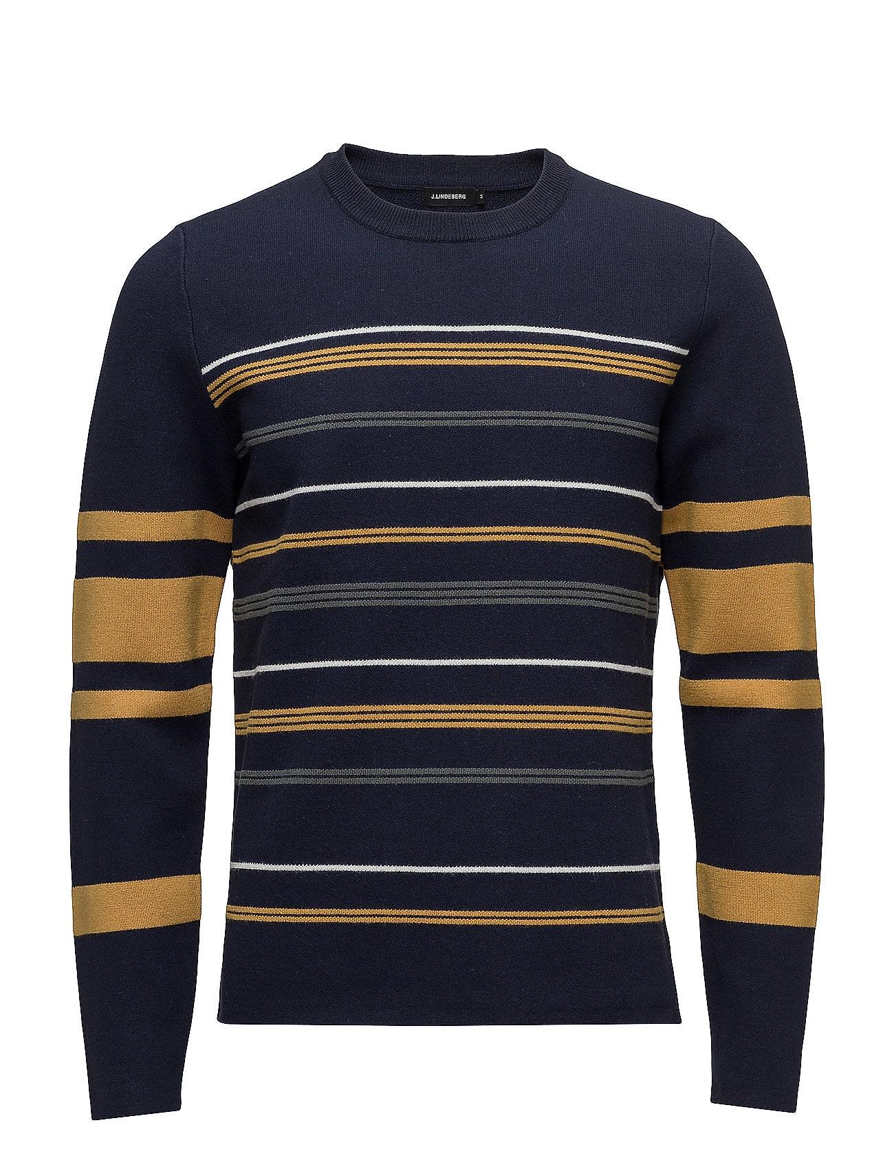 J. Lindeberg Sky Stripe Knit