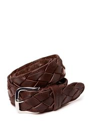 J. Lindeberg Chap 30 Braid Leather