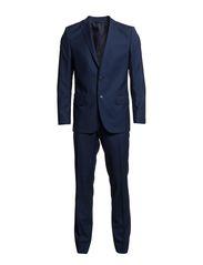 Hopper/P Dressed Wool - Dk Blue