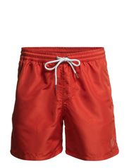 Banks 2.0 Solid Swim - Red/Orange