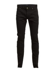 Jay Solid Stretch - Black