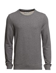 Ty Easy Sweat - Charcoal Melange