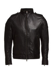 Tyrone 51 Waxy Leather - Black