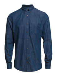 Ward 51 Pkt Chambree - Indigo Washed