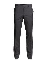Paulie Dressed Wool - Grey Melange