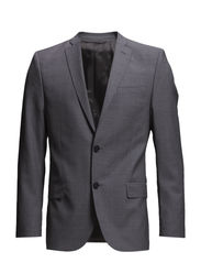 Hopper Dressed Wool - Grey Melange