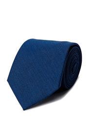 Hopper Tie Dressed Wool - Blue