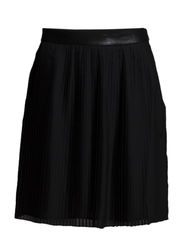 Giulia Wave Pleat - Black