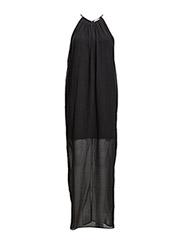Nea Dressed Cupro - Black