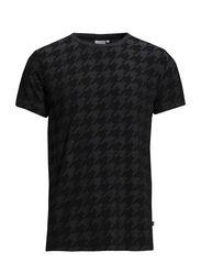 Sev C Pattern Drape Jacquard - Black
