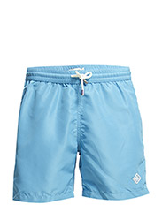 Banks Solid Swim - Aqua Blue