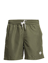 Banks Solid Swim - Green