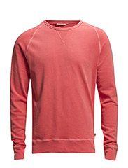 Immo LS Summer Sweat - Washed Red