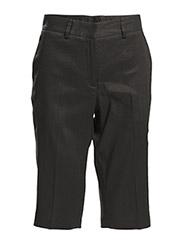 Kerin Tech Linen - Black