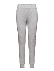 W Adalyn Tech Sweat - STONE GREY MELANGE