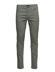 Jay Solid Stretch - MILITARY GREEN