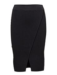 Mayuri Sharp Knit - BLACK