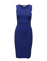 Muriel Sharp Knit - DK BLUE/PURPLE
