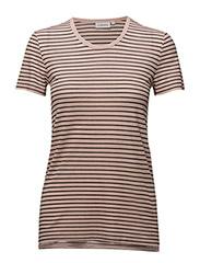 Jessa Summer Stripe - LT PINK