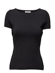 Mildred Sharp Knit - BLACK