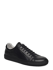Sneaker Leather Summer Nappa - BLACK