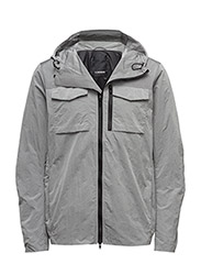 Jonah Hood Nickel Memo - LT GREY