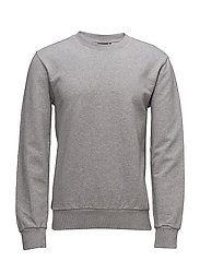 Throw Elavated Cotton - GREY MELANGE