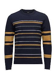 Sky Stripe Knit